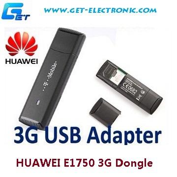 Huawei E1750 3G Dongle Unlocked  Wireless Hsdpa 7.2M Modem Singapore Post Freeshipping