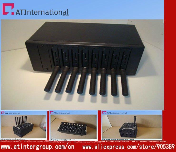 rs232 8 ports gsm modem q2403