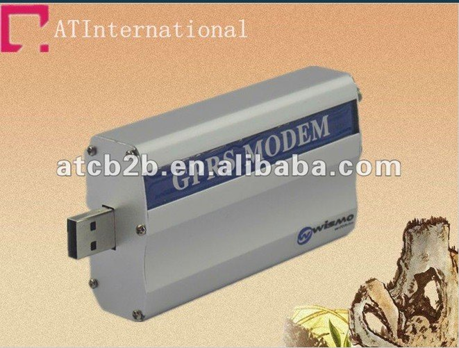 Low price for  GPRS One port 24303 GSM/SMS modem industrial grade