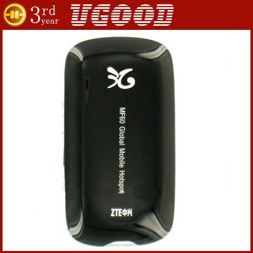Original ZTE MF60 3.75G HSPA+ Mobile Hotspot Portable MiFi Router 21Mbps!