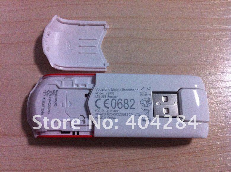 Free Shipping by DHL/EMS Unlocked Huawei 4G LTE USB Modem K5005