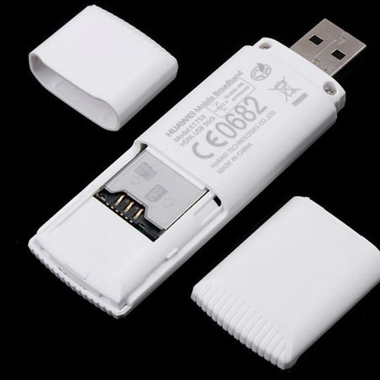 Huawei E1750 WCDMA 3G Wireless Network Card USB Modem Adapter for PC Tablet Android System Support