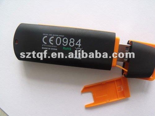 ZTE MF637 Unlocked 3G Usb Wireless 7.2M Modem hot selling
