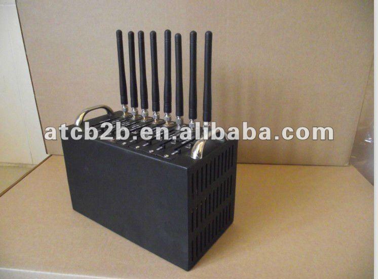 Hot sale GSM/GPRS 8 port modem pool Q2403
