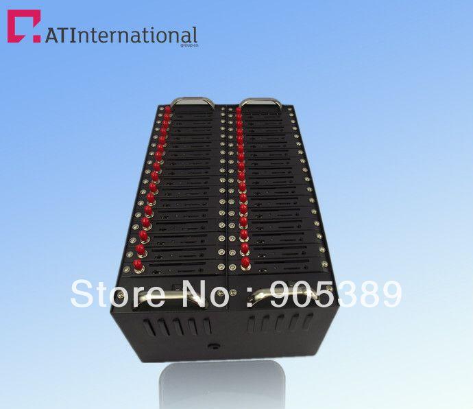 Hot selling 32 Channels gsm usb  sms Modem Pool  900/1800MHz USB-----wavecom 2303