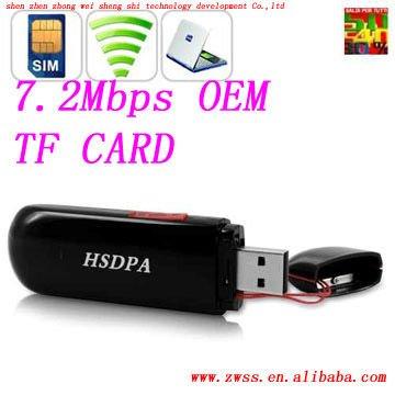 Universal 3G WIRELESS USB HSDPA modem