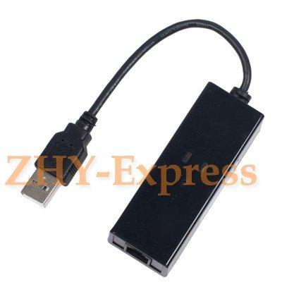 Brand New 56Kbs USB 2.0 V.92/90 Ethernet Dial Up Voice Fax DATA Modem PC6