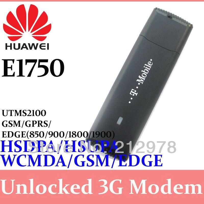 Unlocked Huawei E1750 3G USB Modem WCDMA HSDPA Dongle UTMS 2100MHZ Dongle