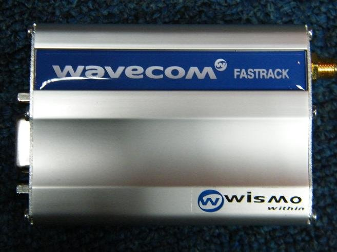 original module Q2406 wireless industrial gsm/gprs wavecom modem