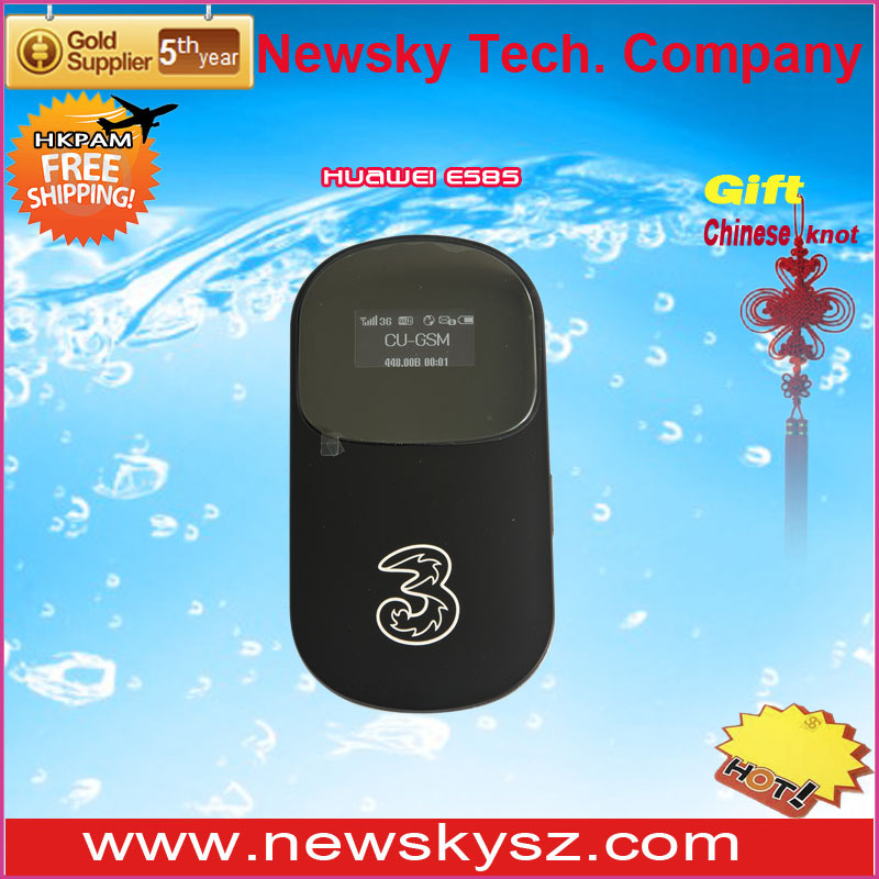 Huawei usb 3G Pocket Wifi Router  E585