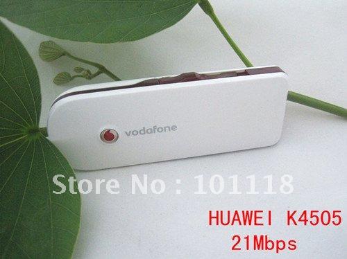 Freeshipping  Huawei K4505,21Mbps Downlink Dual band HSPA+/HSPA Modem 3G Modem