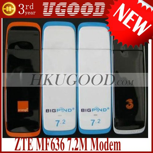 ZTE MF636 USB Modem 3G Modem Dongle GSM Wcdma Modem