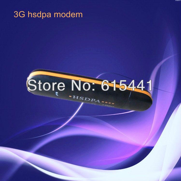 Wireless 3G USB Modem HSDPA Network Card for Tablet PC, Netbook, etc