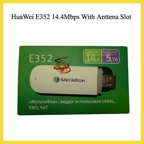 High Speed Huawei E352 Unlocked 3G Modem