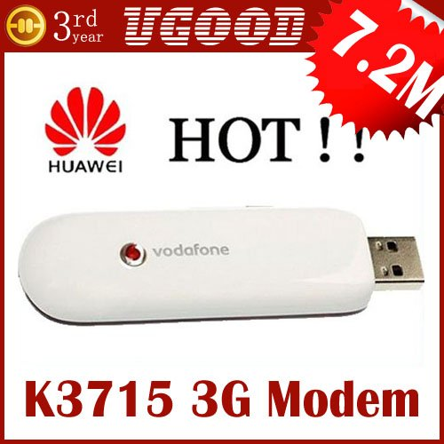 Huawei Unlocked K3715 3G Usb 7.2M Modem Dropshipping
