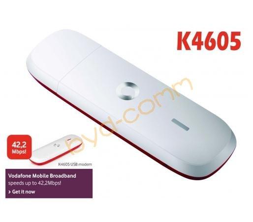 Unlock Huawei Vodafone k4605 hspa+ usb modem 4G modem   DHL25% shipping off