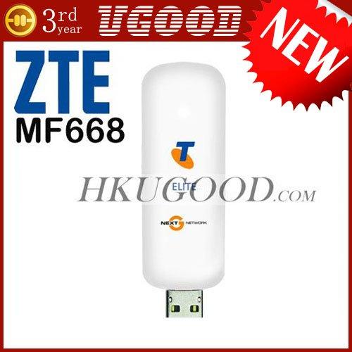ZTE MF668 21Mbps Wireless 3.5G HSUPA Usb Modem