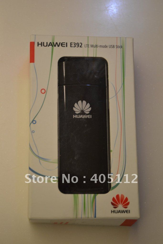 4G LTE 100M HUAWEI E392 Wireless Modem