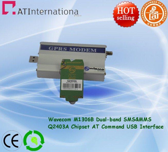 Fastrack M1206B Wavecom Brand New Q2403A Module USB 900/1800MHz