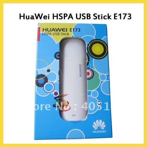 Brand New 3G Dongle HUAWEI E173 with sim card slot