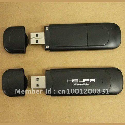 Hot sale!!! Free shipping wholesale cheap 2100MHz Wireless 3G HSUPA modem USB internet modem