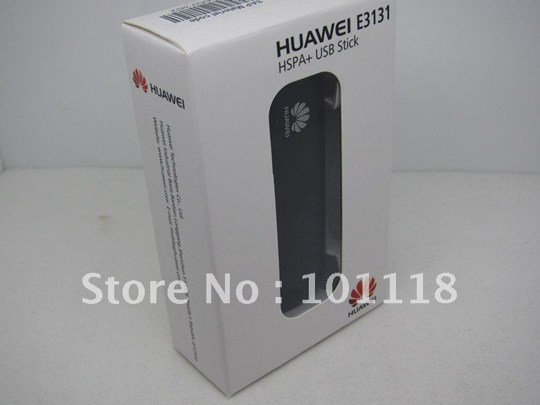 100% new original  HuaWei E3131 4G modem max 21.6Mbps wireless network card unlocked USB2.0 interface