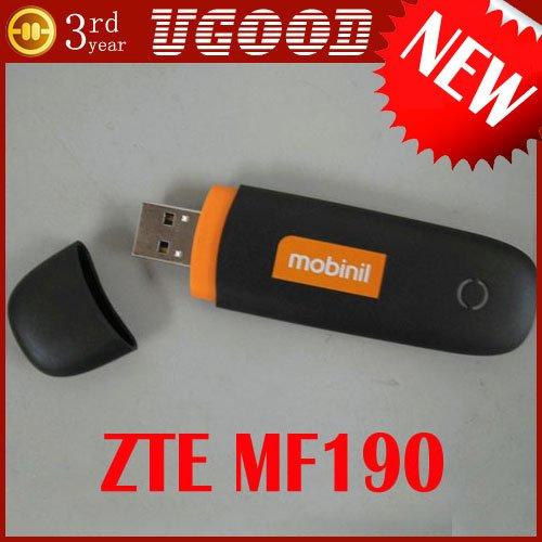 ZTE MF190 USB 3G Modem Wireless Modem