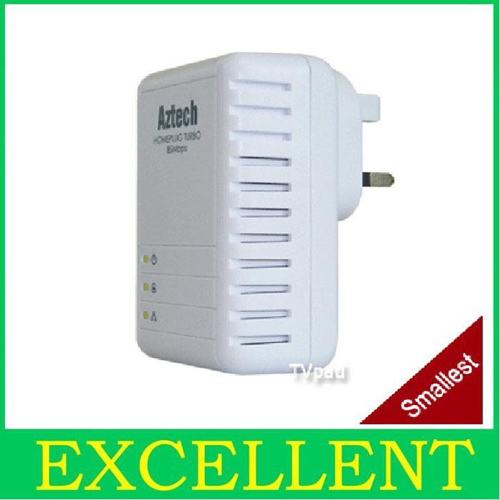 HomePlug HL106E 1000Mbps Mediaxtream / HomePlug AV Ethernet Adapter
