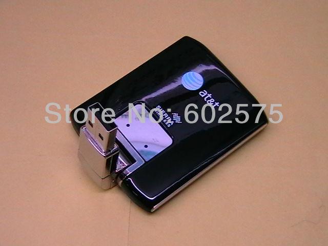 Sierra Wireless AirCard AT&T 313U 3G/4G USB modem downlink seep up to 100mbps  HSDPA/ HSPA+/WCDMA/EDGE/GSM modem