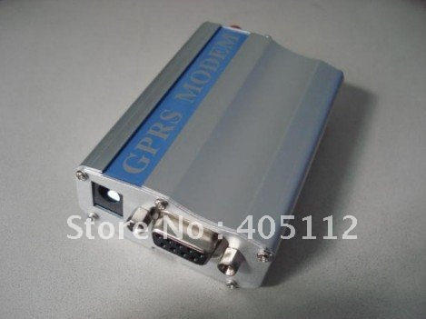 GSM/GPRS modem with voice