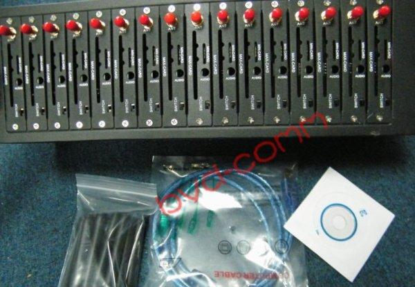 16 ports modem