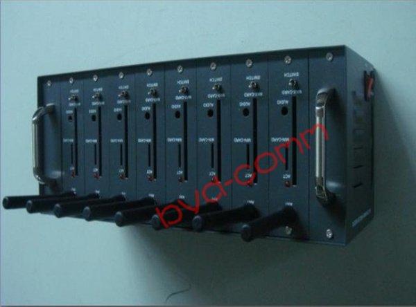 16 portS GSM Modem Pool based on Siemens TC35I module