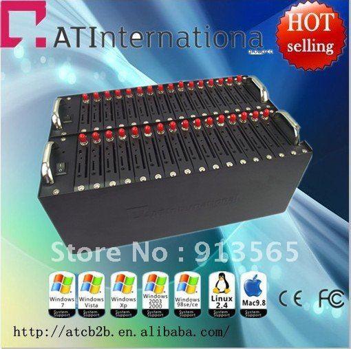 32 port gsm gprs modem pool q2403 module