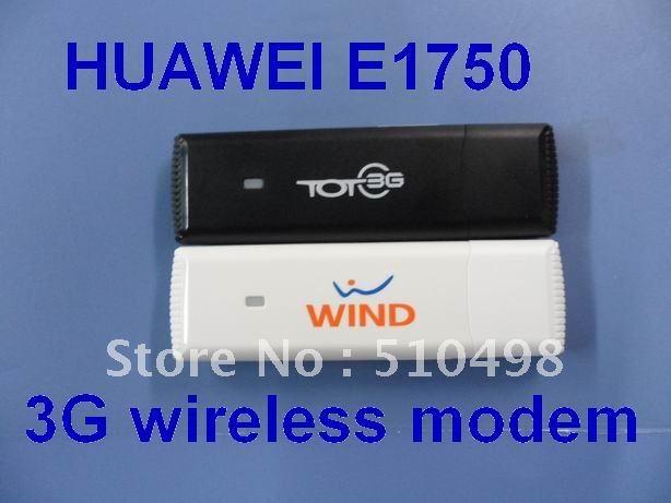 HK Post ship 2pcs HUAWEI E1750 WCDMA usb modem 7.2mbps 3g wireless modem hsdpa for Android Epad tablet pc