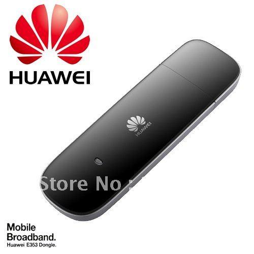 Free Shipping Supply Huawei  E353   data card,support WCDMA900/2100MHz  ,HSPA, HSPA + HSDPA ... ect