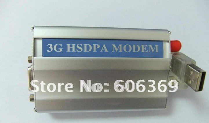 factory wholesale  HC25 MODEM FOR USB&RS232 3G WCDMA MODEM