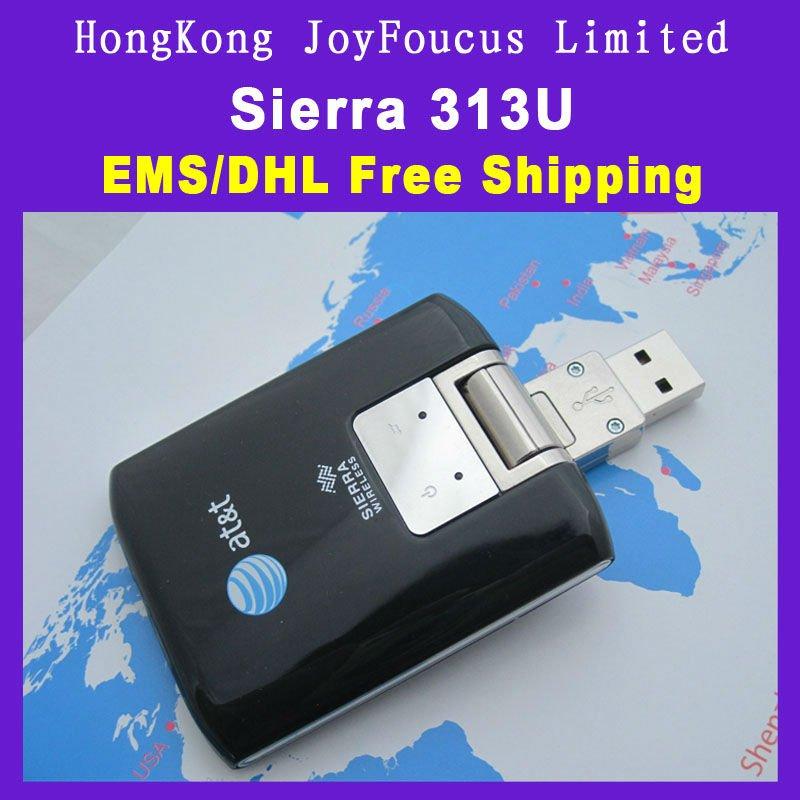 100 Mbps Unlock 4G Sierra Wireless new USB modem AirCard: 313U