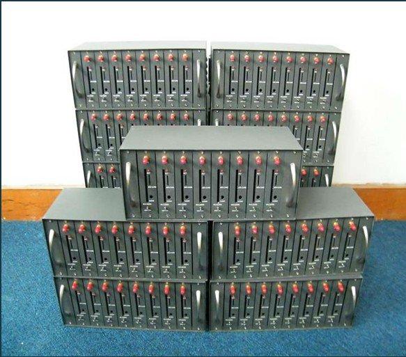 Wholesale 8 Ports wireless gsm/gprs Modem Q2303 industrial grade