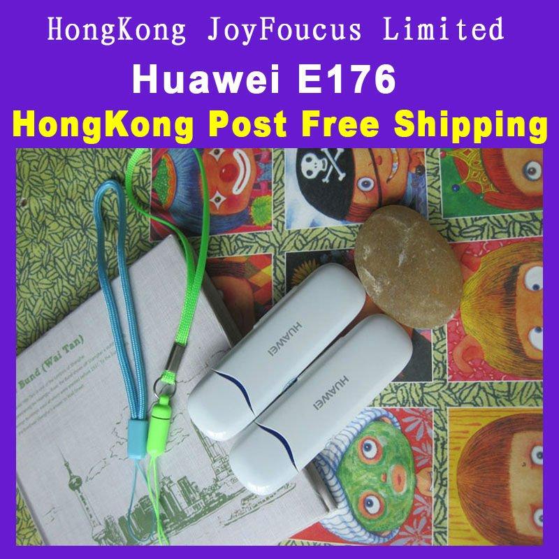 Free shipping Brand New Huawei E176 Usb Hsdpa 3G Wireless Modem 7.2Mbps Dropshipping Wholesale