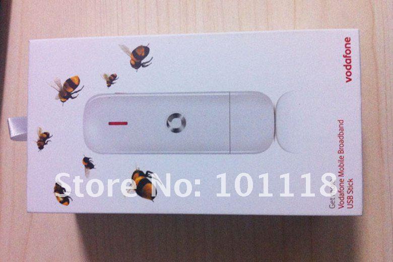 Free shipping by EMS/DHL Unlock 28.8Mbps USB Modem Huawei K4510 Vodafone