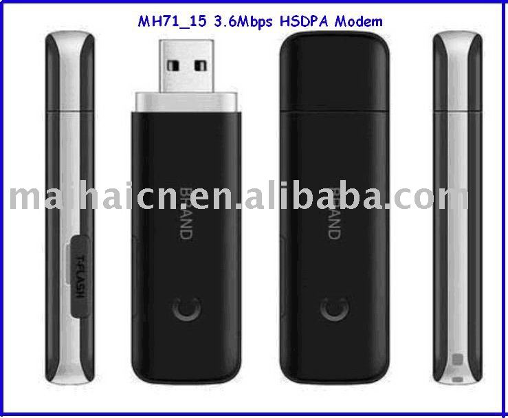 Hot-selling  3G HSUPA USB  Modem--MH71