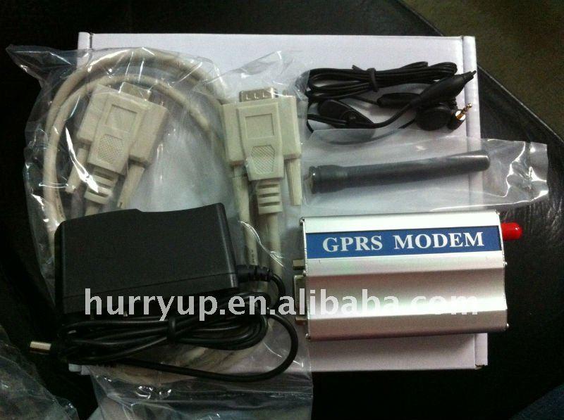 USB gsm modem with siemens TC35I module aluminium housing
