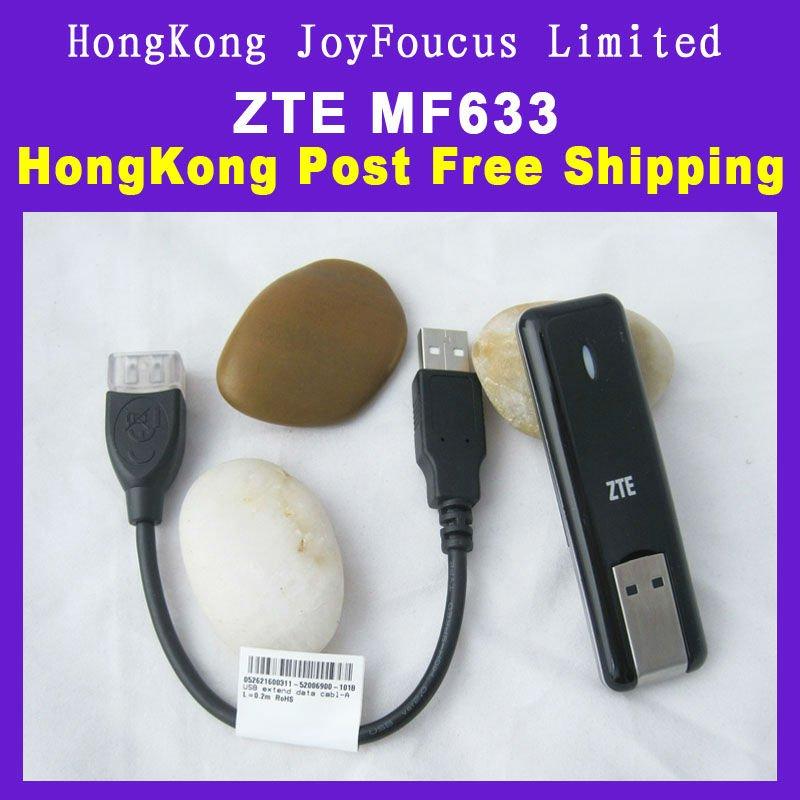 Unlock 7.2M HSDPA USB Data Card, 3G USB Wirless modem ZTE MF633