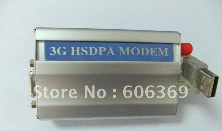 factory wholesale  HC15  modem for usb+RS232  WCDMA MODEM