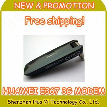 DHL Free Shipping!HuaWei E367 3G modem max 28.8Mbps wireless network card unlocked USB2.0 interface,2pcs/lot