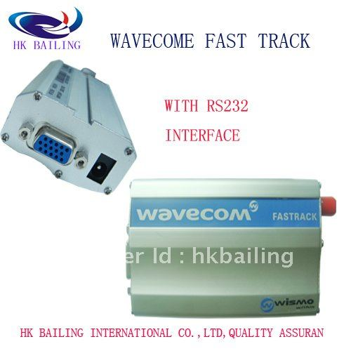 GSM/GPRS modem with wavecom Q2403A/B module(RS-232) with good quality and competitive price