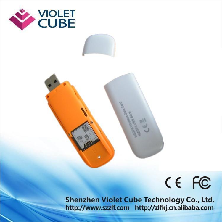 Factory sale-7.2M quad band USB modem sim card