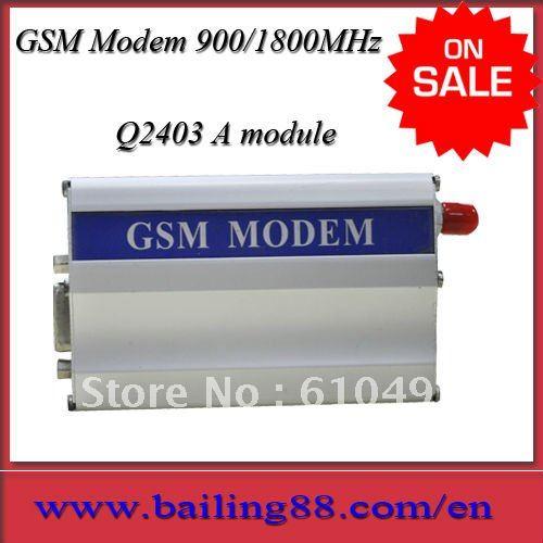 RS232 interface wireless wavecom gsm modem 900/1800MHz hotsale!