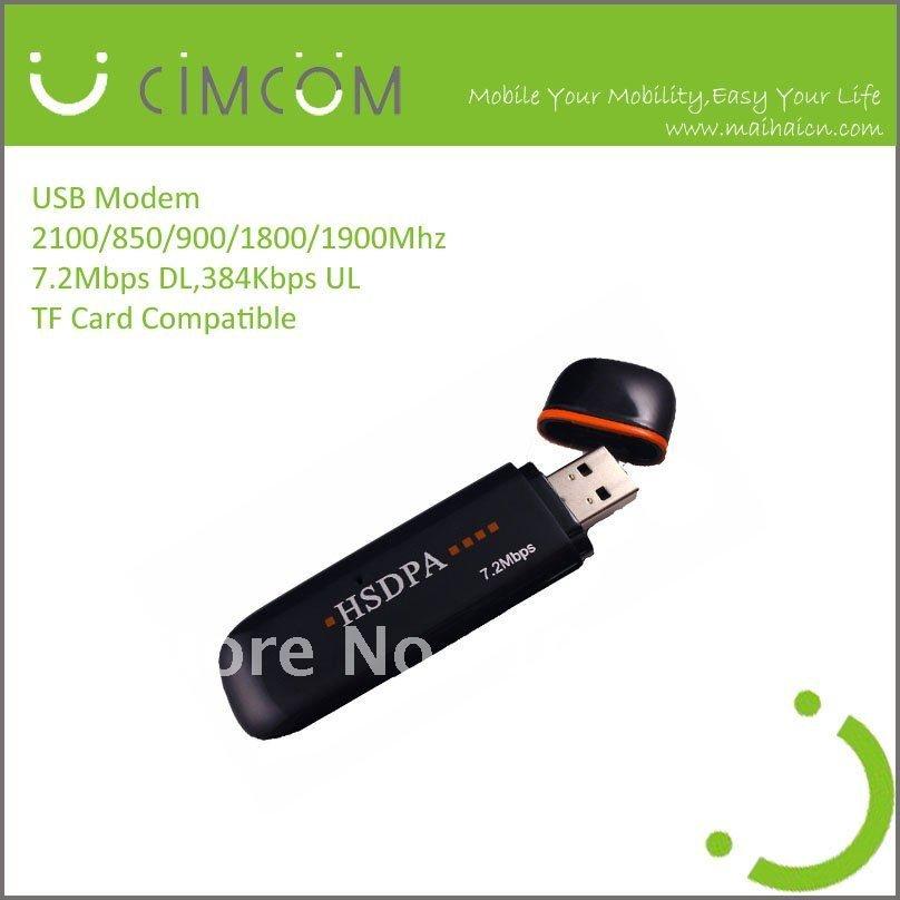 7.2Mbps wireless gsm usb stick modem /datacard/dongle