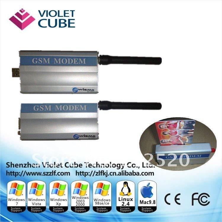 single port GSM Modem for sending bulk SMS&MMS/single port modem pool Q2303 - ZLF01